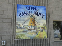 River Ranch Dairy - Hanford, California